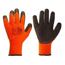 Перчатки  акриловые утепленные с полипропиленовым покрытием