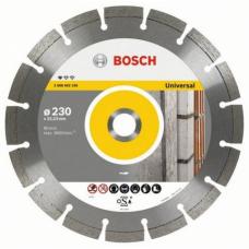 Диск алмазный 230х22 сегм. BOSCH Standard for Universal