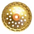 Чашка алмазная 230*22 сегм. 2-х рядная ONYX