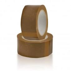 Клейкая лента коричневая 48мм*100м*45мкм
