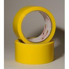 Клейкая лента желтая 48мм*50м*45мкм