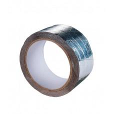 Клейкая лента алюминиевая армированная 50мм*50м