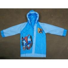 Плащи-куртки ПВХ влагостойкие детские для мальчика