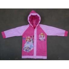 Плащи-куртки ПВХ влагостойкие детские для девочки
