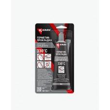 Герметик-прокладка нейтральный серый RTV, 85гр.